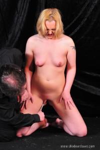 Donna Denniere in BDSM and Tit Torture
