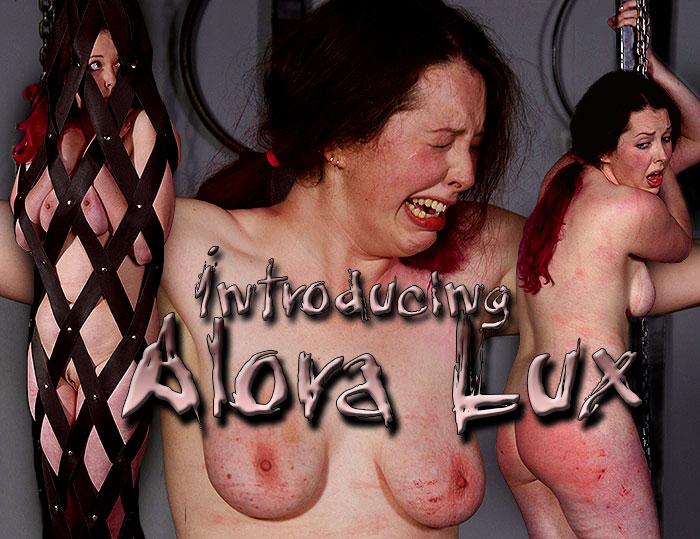 BDSM Debutant Alora